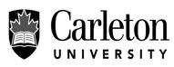 Carleton University LOGO BW - Grayscale JPG
