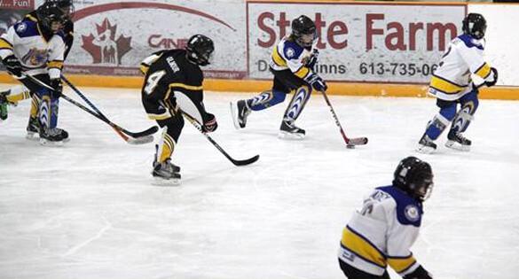 Slap Shots and Memories – One Hockey Team Experiences a BIG Away Tournament