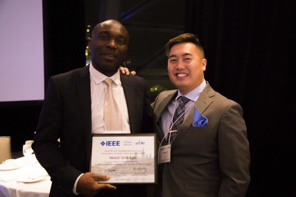 IEEE Ottawa Section Award Martello