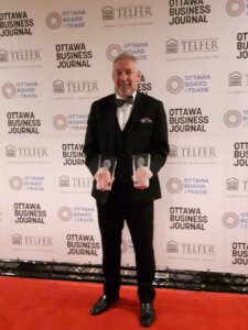 Martello Best Ottawa Business Award BOBS
