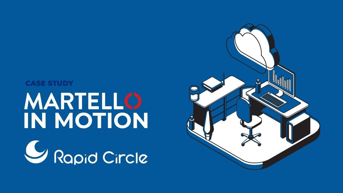 Martello in motion rapid circle case study
