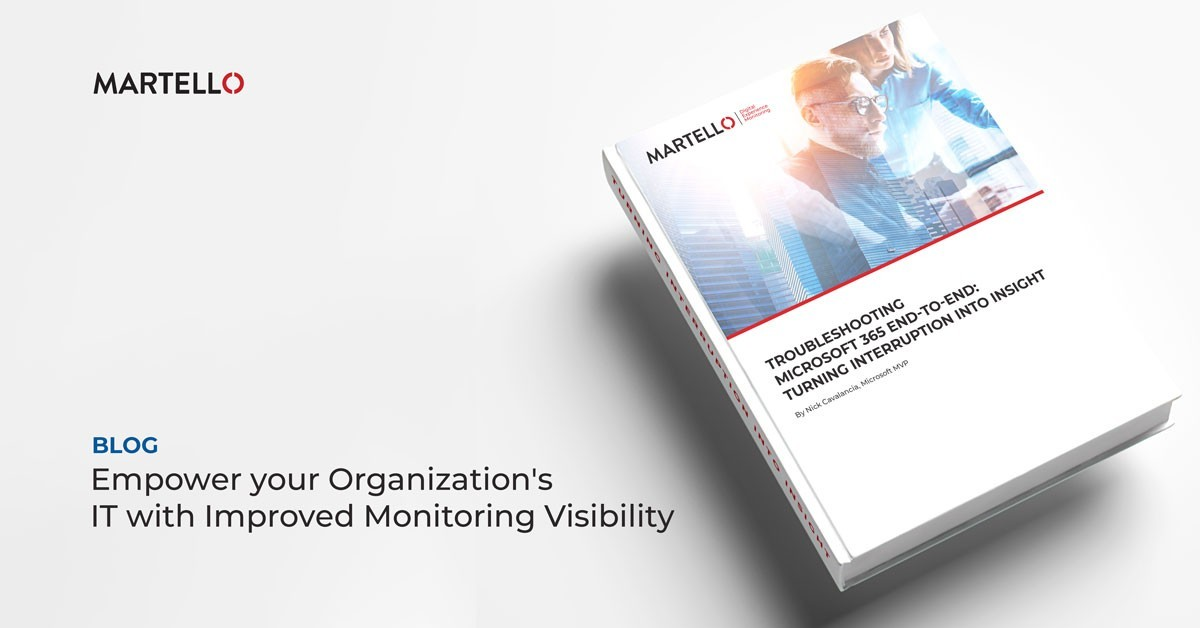 Empower your Organization's IT with Improved Monitoring Visibility