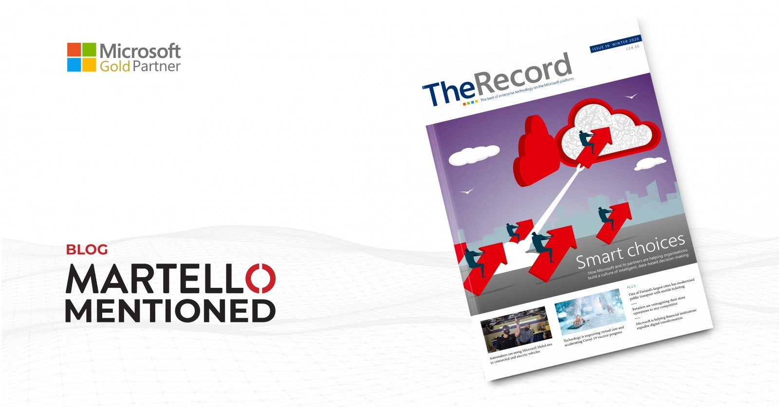 Martello mentioned The Record