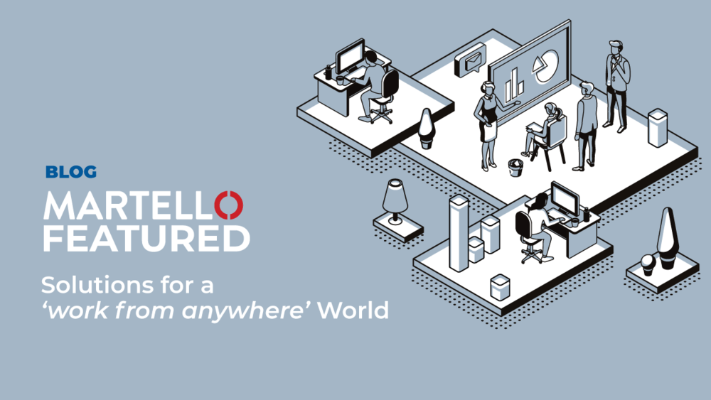 Solutions for a work from anywhere world