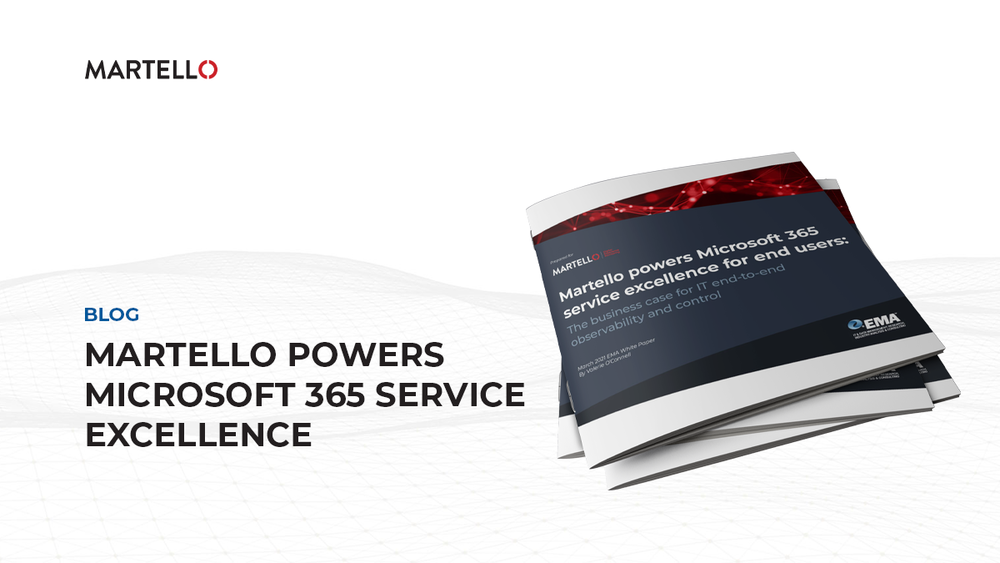 Martello powers Microsoft 365 service excellence